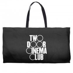 Two Door Cinema Club Weekender Totes | Artistshot