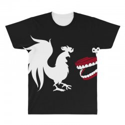 Rooster And Teeth All Over Men's T-shirt | Artistshot