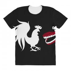 Rooster And Teeth All Over Women's T-shirt | Artistshot