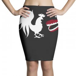 Rooster And Teeth Pencil Skirts | Artistshot