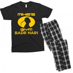 Mike's Gym Men's T-shirt Pajama Set | Artistshot