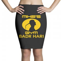 Mike's Gym Pencil Skirts | Artistshot