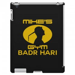 Mike's Gym iPad 3 and 4 Case | Artistshot