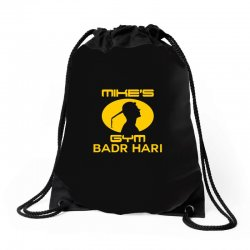 Mike's Gym Drawstring Bags | Artistshot
