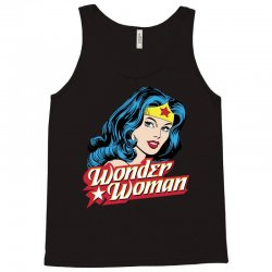 wonder woman face Tank Top | Artistshot