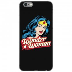 wonder woman face iPhone 6/6s Case | Artistshot