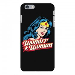 wonder woman face iPhone 6 Plus/6s Plus Case | Artistshot