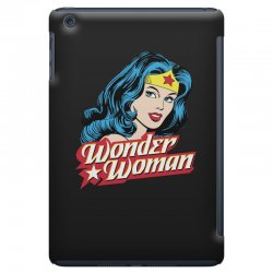 wonder woman face iPad Mini Case | Artistshot