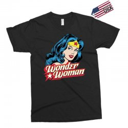 wonder woman face Exclusive T-shirt | Artistshot