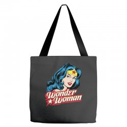wonder woman face Tote Bags | Artistshot