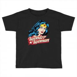 wonder woman face Toddler T-shirt | Artistshot
