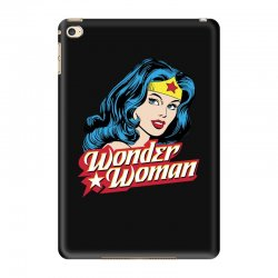 wonder woman face iPad Mini 4 Case | Artistshot