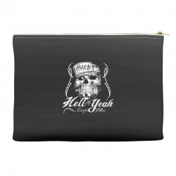 hell yeah the pixeleye Accessory Pouches | Artistshot