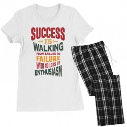 Motivation for success Women's Pajamas Set | Artistshot