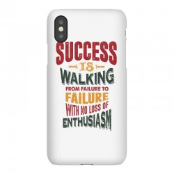 Motivation for success iPhoneX Case | Artistshot