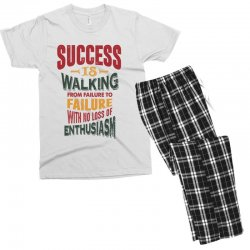 Motivation for success Men's T-shirt Pajama Set | Artistshot