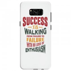 Motivation for success Samsung Galaxy S8 Case | Artistshot