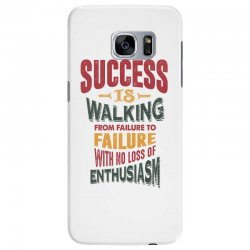 Motivation for success Samsung Galaxy S7 Edge Case | Artistshot