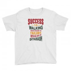 Motivation for success Youth Tee | Artistshot