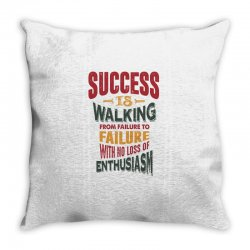 Motivation for success Throw Pillow | Artistshot
