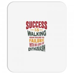 Motivation for success Mousepad | Artistshot