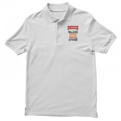 Motivation for success Polo Shirt | Artistshot