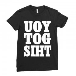 You Got This Ladies Fitted T-Shirt | Artistshot