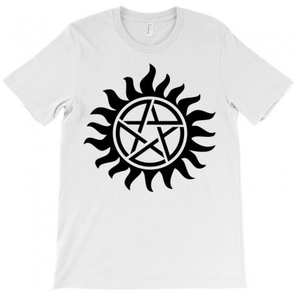Supernatural Devil's T-shirt Designed By Luisother