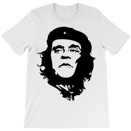 Jay Leno Guevara T-shirt Designed By Luisother
