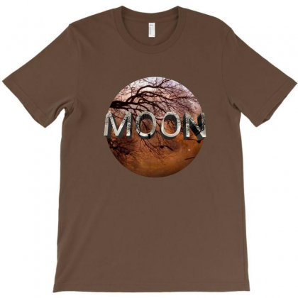 Beauty Moon T-shirt Designed By Fahimcool