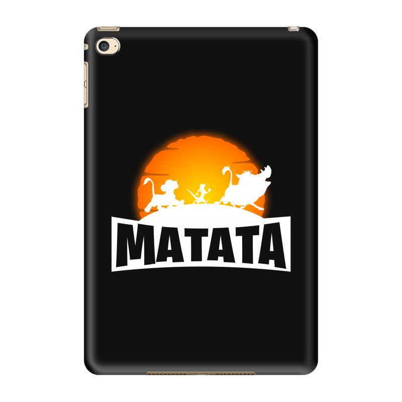 Matata Fortnite For Dark Ipad Mini 4 Case | Artistshot