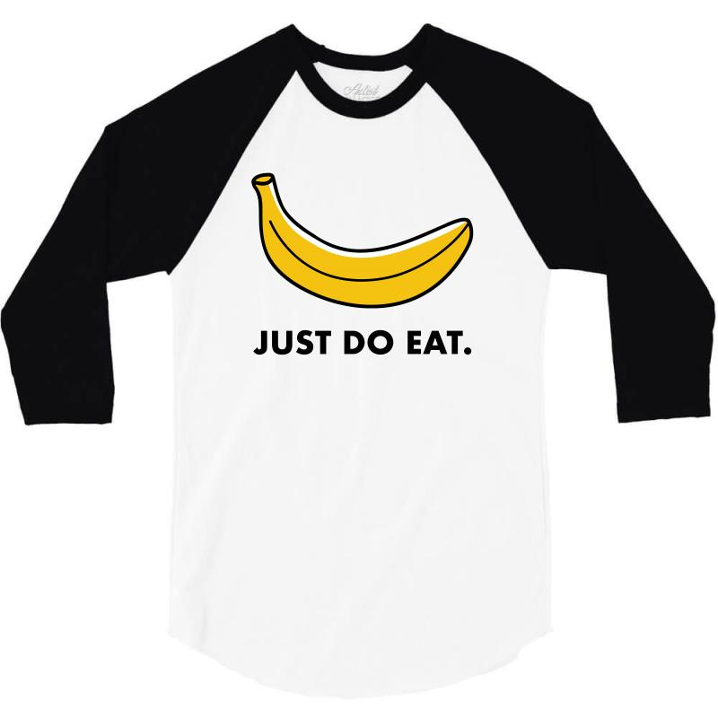 Just To Eat For Light 3/4 Sleeve Shirt | Artistshot