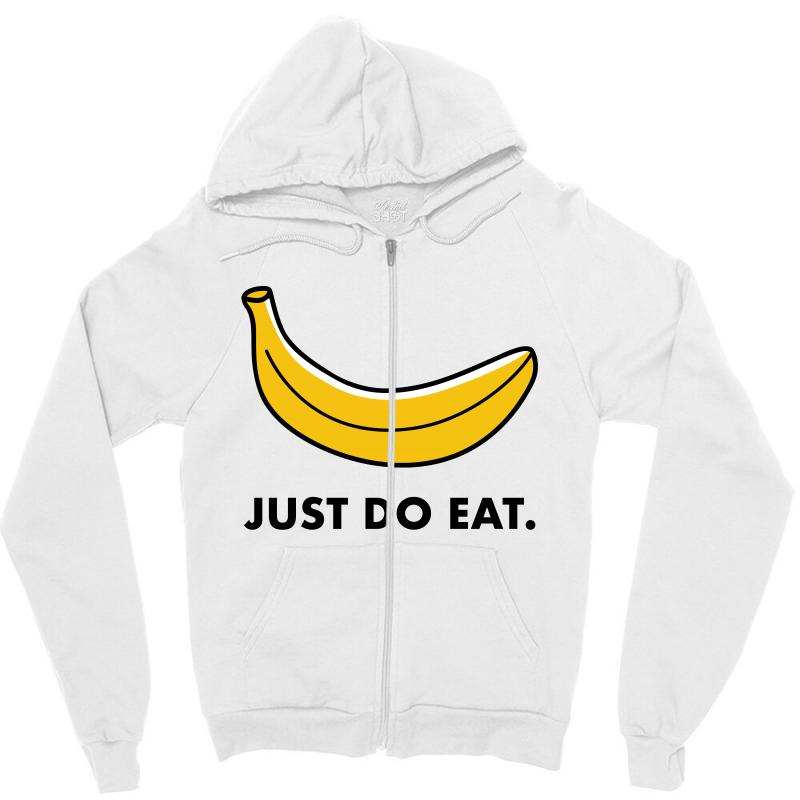 Just To Eat For Light Zipper Hoodie | Artistshot