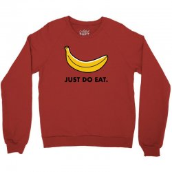 just to eat for light Crewneck Sweatshirt | Artistshot