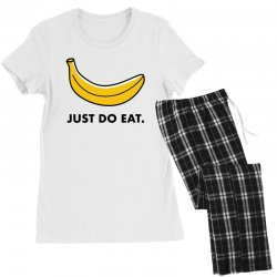 just to eat for light Women's Pajamas Set | Artistshot