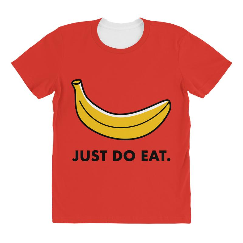 Just To Eat For Light All Over Women's T-shirt | Artistshot