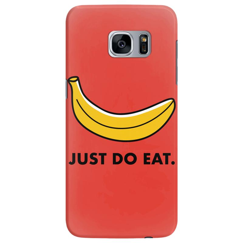 Just To Eat For Light Samsung Galaxy S7 Edge Case | Artistshot