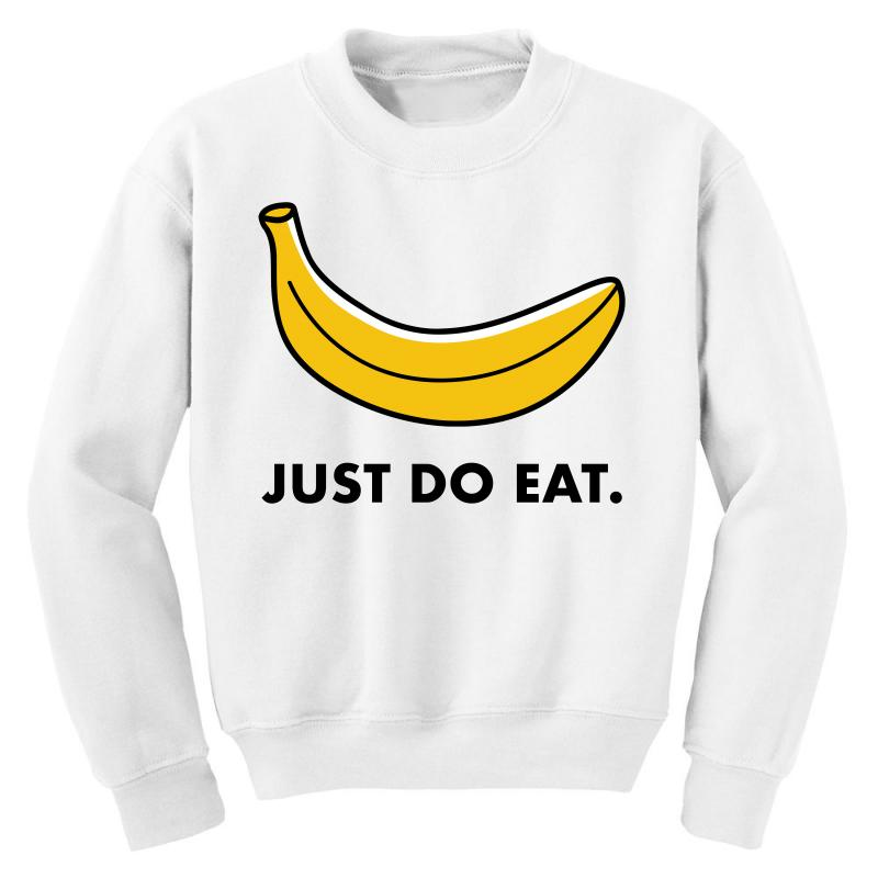 Just To Eat For Light Youth Sweatshirt | Artistshot