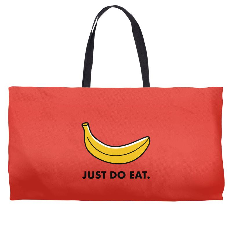 Just To Eat For Light Weekender Totes | Artistshot