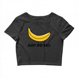 just to eat for light Crop Top | Artistshot