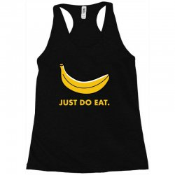 just to eat for dark Racerback Tank | Artistshot