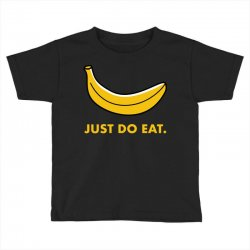 just to eat for dark Toddler T-shirt | Artistshot