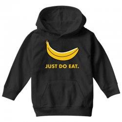 just to eat for dark Youth Hoodie | Artistshot