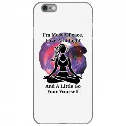 i'm mostly peace for light iPhone 6/6s Case | Artistshot
