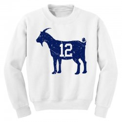 goat 12 Youth Sweatshirt | Artistshot