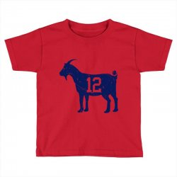 goat 12 Toddler T-shirt | Artistshot
