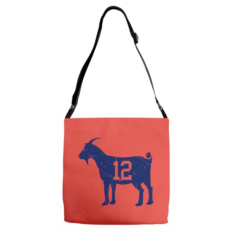 Goat 12 Adjustable Strap Totes | Artistshot