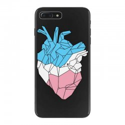 trans heart iPhone 7 Plus Case | Artistshot