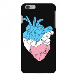 trans heart iPhone 6 Plus/6s Plus Case | Artistshot