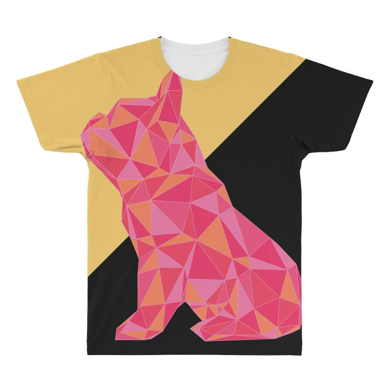 Geometric Doggy All Over Men's T-shirt | Artistshot